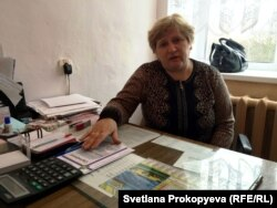 Директор школы Екатерина Хрулева