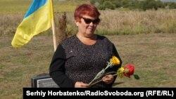 Марина Квитка, военный волонтер