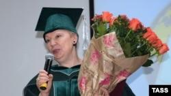 Rusiyanın təhsil naziri Olqa Vasilyeva, 19 avqust 2016