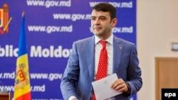 Chiril Gaburici, anunţându-şi demisia pe 12 iunie