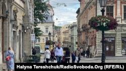 Площа Ринок, Львів, Україна. 4 червня 2020 року