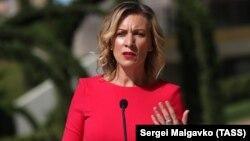 Մոսկվան կպատասխանի ԱՄՆ-ում ռուսական լրատվամիջոցների նկատմամբ քայլերին․ Զախարովա