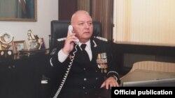 General Akif Çovdarov.