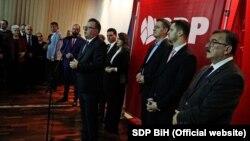 U rukovodstvu SDP-a tvde da su nakon izbornog debakla 2014. prihodi te stranke za mandatni period 2014.-2018. smanjeni za osam miliona KM