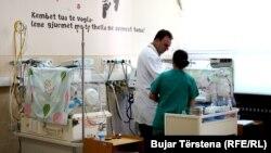 Xhevdet Gojnovci, drejtor i Klinikës së Neonatologjisë në QKUK