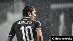 Odil Ahmedov 2011 yildan buyon Rossiyada to'p suradi