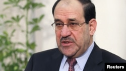 Глава иракского правительства Нури аль-Малики