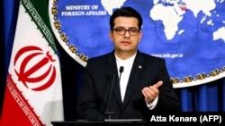 Portparol iranskog ministarstva vanjskih poslova Abbas Mousavi