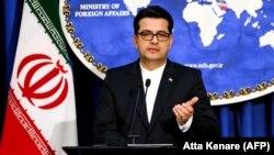Iranian Foreign Ministry spokesman Abbas Musavi