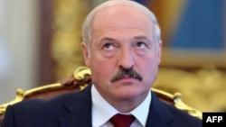 Президент Беларуси Александр Лукашенко. 18 июня 2013 года.