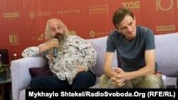 Володимир Філіппов та Андрій Іванюк, продюсер та режисер фільму «Східняк»