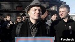 """Лев Гаммер, активист организации """"Протеcтный Кузбасс"""""""