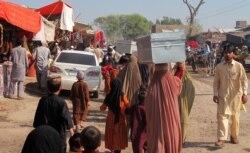 ستوري خېل وايي ، د پاکستان پوځ موږ خپلو سیمو ته نه پرېږدي