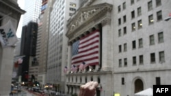 Финансовый кризис 2008 года сопровождался акциями протеста
