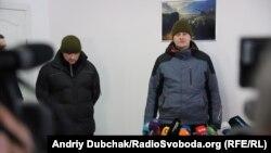 Богдан Марцонь и Игорь Дзюбак