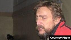 Мікалай Аўтуховіч пасьля галадоўкі, 2007