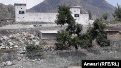 آرشیف، یک پوسته اردوی پاکستان در خط دیورند