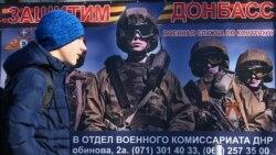 """""""Alegeri-farsă"""" în Donbas, binecuvântate de Kremlin"""