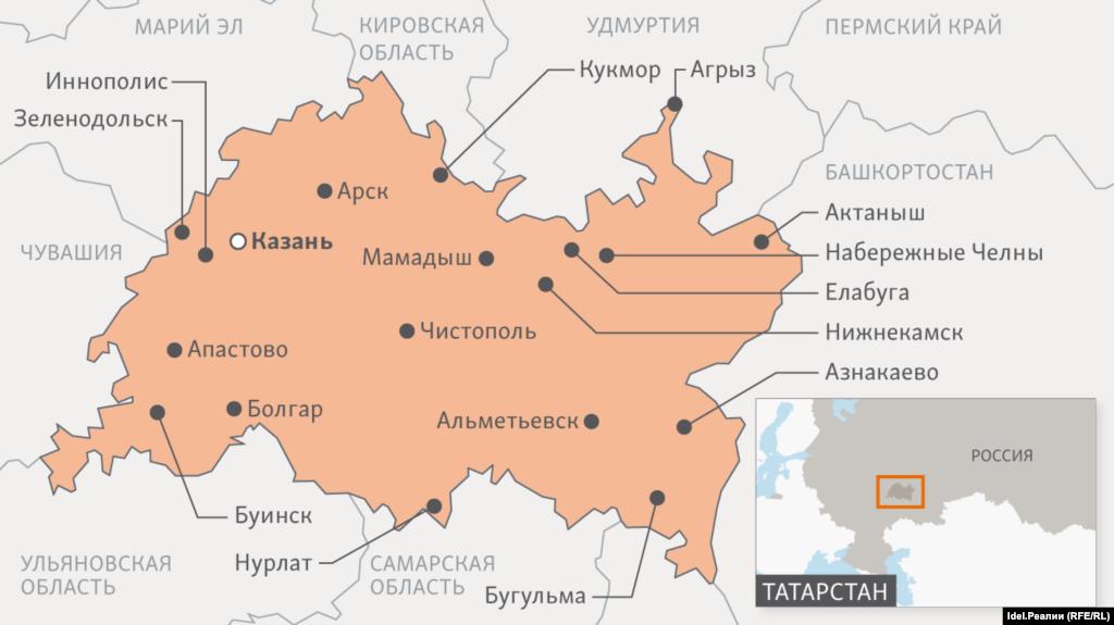 Республика Татарстан в её нынешнем виде. 1. Площадь —67 847 км². 2. Население—3,78 млн. 3. Национальный состав:татары — 53,2%, русские — 39,7%, чуваши — 3%. 4.Рейтинг социально-экономического положения среди субъектов РФ по итогам 2016 года: 5-е место.