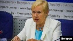 Старшыня ЦВК Беларусі Лідзія Ярмошына