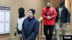 Zapt etilgen ukrain arbiyi mahkeme binasında, 2019 senesi yanvar 15