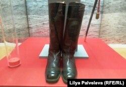 Сапоги Сталина. Исторический музей