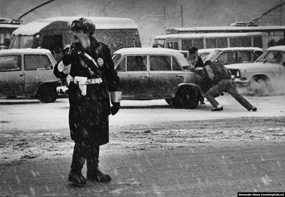Московский регулировщик, 1994