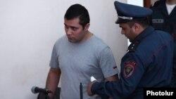 Գևորգ Սաֆարյանը դատարանում, մայիս, 2016թ.