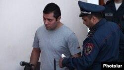 Գևորգ Սաֆարյանը՝ դատարանի դահլիճում, արխիվ