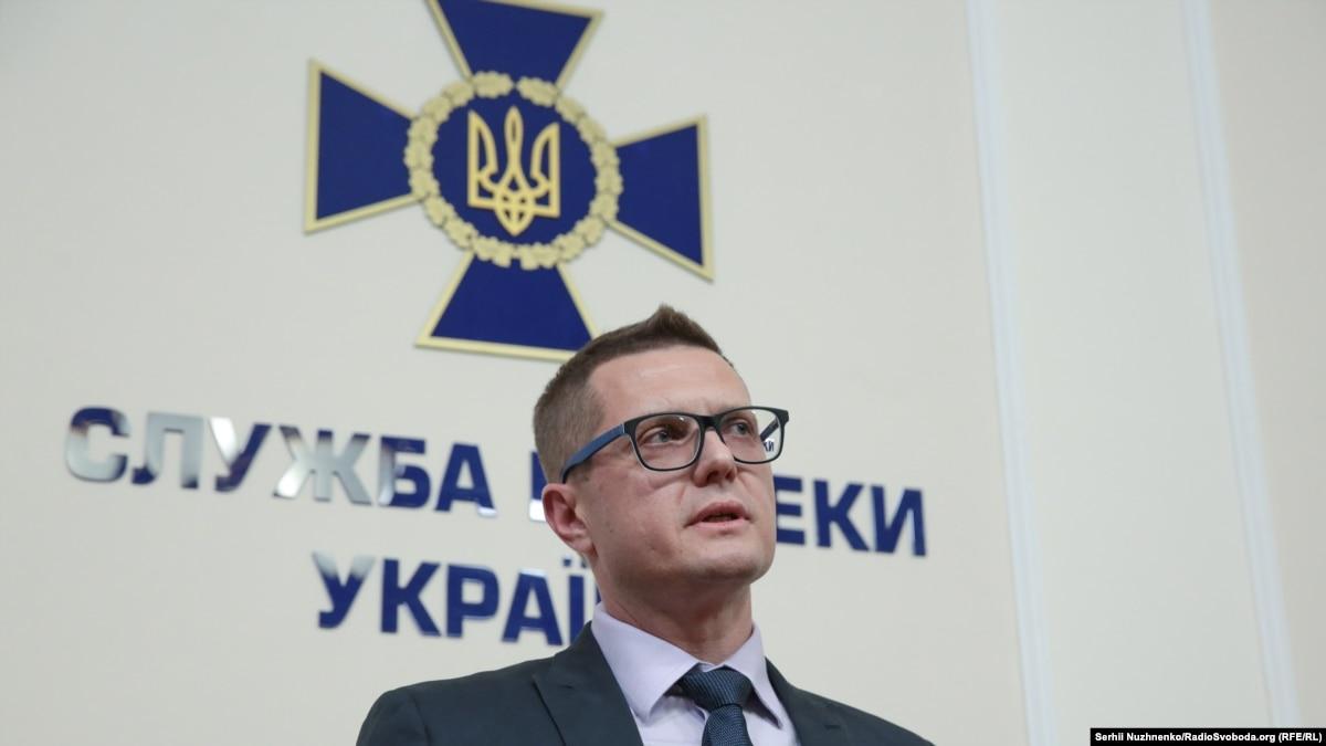 Баканов: за пол года СБУ предупредила несколько терактов со стороны боевиков «ДНР» и «ЛНР»
