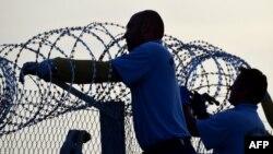 Mbyllja e kufirit në Hungari...