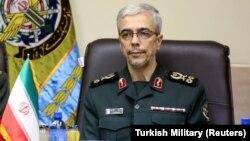 محمد باقری، رئیس ستاد کل نیروهای مسلح ایران،