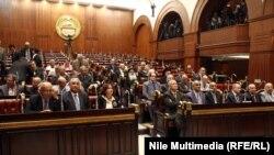 لجنة صياغة الدستور المصري(من الارشيف)