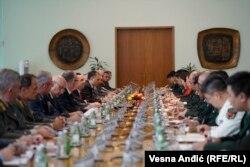 Sa sastanka delegacija