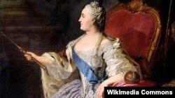 Расейская царыца Кацярына ІІ