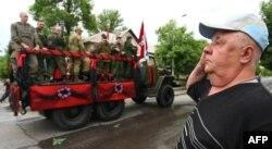 Похороны Алексея Мозгового, 27 мая 2015 года