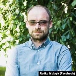 Чеський україніст Радко Мокрик