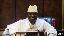 یحیی جامع ۲۲ سال است بر گامبیا حکومت میکند.