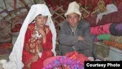 Ооган кыргыздары, Кыргыз бутагы уюмунун аманат сүрөтү