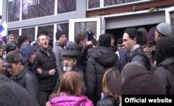 Петро Унтілов на призвисько «Дідусь»