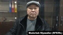Батырбек Уманов.