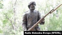 Споменикот на војводата Александар Турунџев во Битола