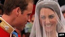 Princ William i Kate Middleton vjenčali su se 29. aprila 2011. u Londonu