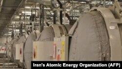 În uzina Fordow de îmbogățire a uraniului