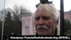 Пам'ять Шевченка прийшов вшанувати і ветеран УПА, етнічний росіянин Володимир Чермошинцев з Бахчисарая