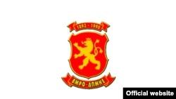 ВМРО-ДПМНЕ лого, амблем
