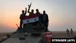 ارتش سوریه در یک سال اخیر، از جمله با کمک حزبالله لبنان موفق شد مناطق بسیاری را از گروههای مختلف شورشی بازپس گیرد.
