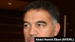 القنصل الإيراني لدى أربيل عظيم حسيني