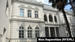 Президентский дворец на улице Атонели (архивное фото)