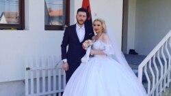 Venčanje na Kosovu bez svatova